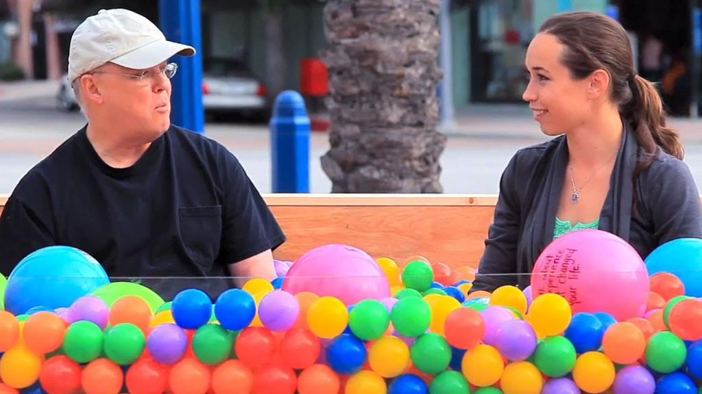 Balónkové hřiště pro dospělé :-)