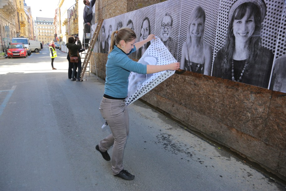 Občas jsme do plakátů nabírali vítr jako do plachet