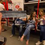 Bojovka v metru